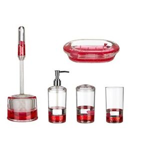 Clear-Acrylic-Bathroom-Accessories-With-Red-Fluid-And-Floating-Hearts-New