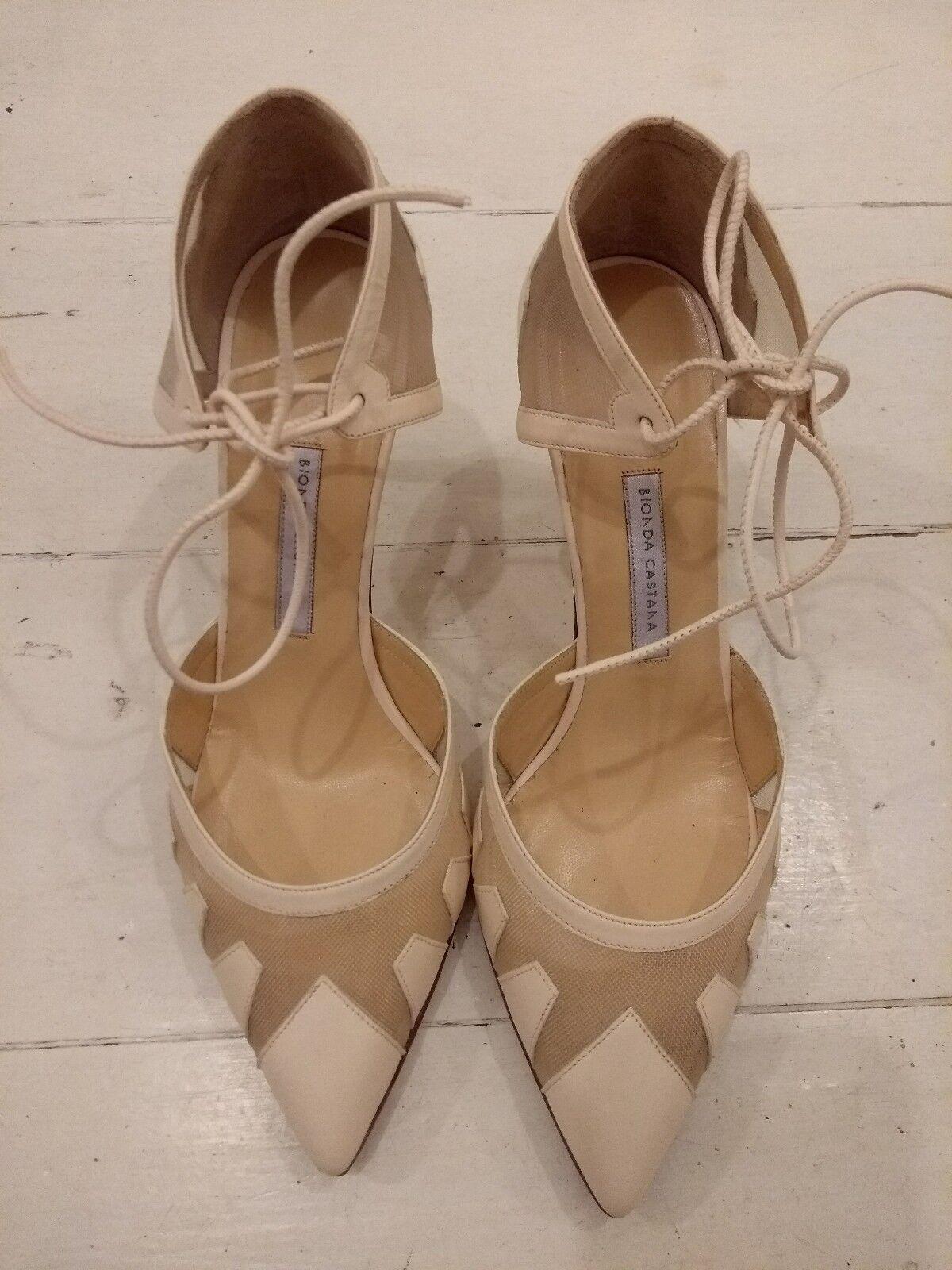 Bionda Castana nude Alexa heels, Größe 36 (new)