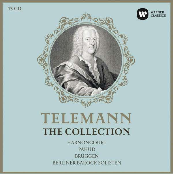 The Telemann Collection - Telemann - The Collection Neuf CD