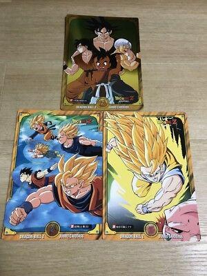 Dragon Ball Z Jumbo Carddass 3