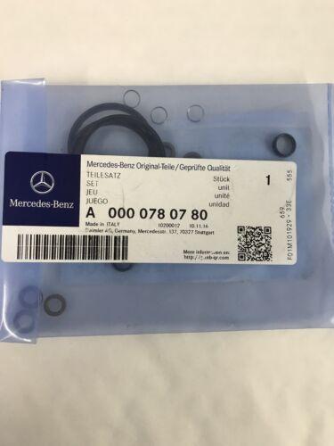 Genuine Mercedes-Benz OM612 Pompa Ad Alta Pressione Guarnizione Riparazione Kit A0000780780 NUOVO
