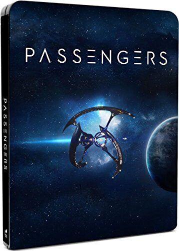 Passengers 3D - Limited Edition Steelbook (Blu-ray 2D/3D) BRAND NEW!!