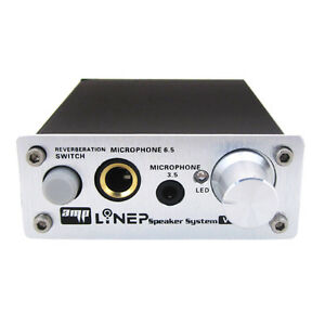 Professional-Dual-Microphone-Amplifier-Pre-Computer-Microphone-Microphone-Reverb