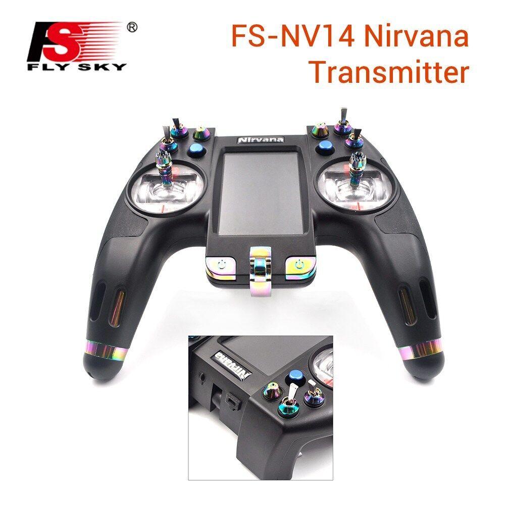 Flysky FS-NV14 2.4G Nirvana Transmitter Remote Control Receiver For RC FPV Drone