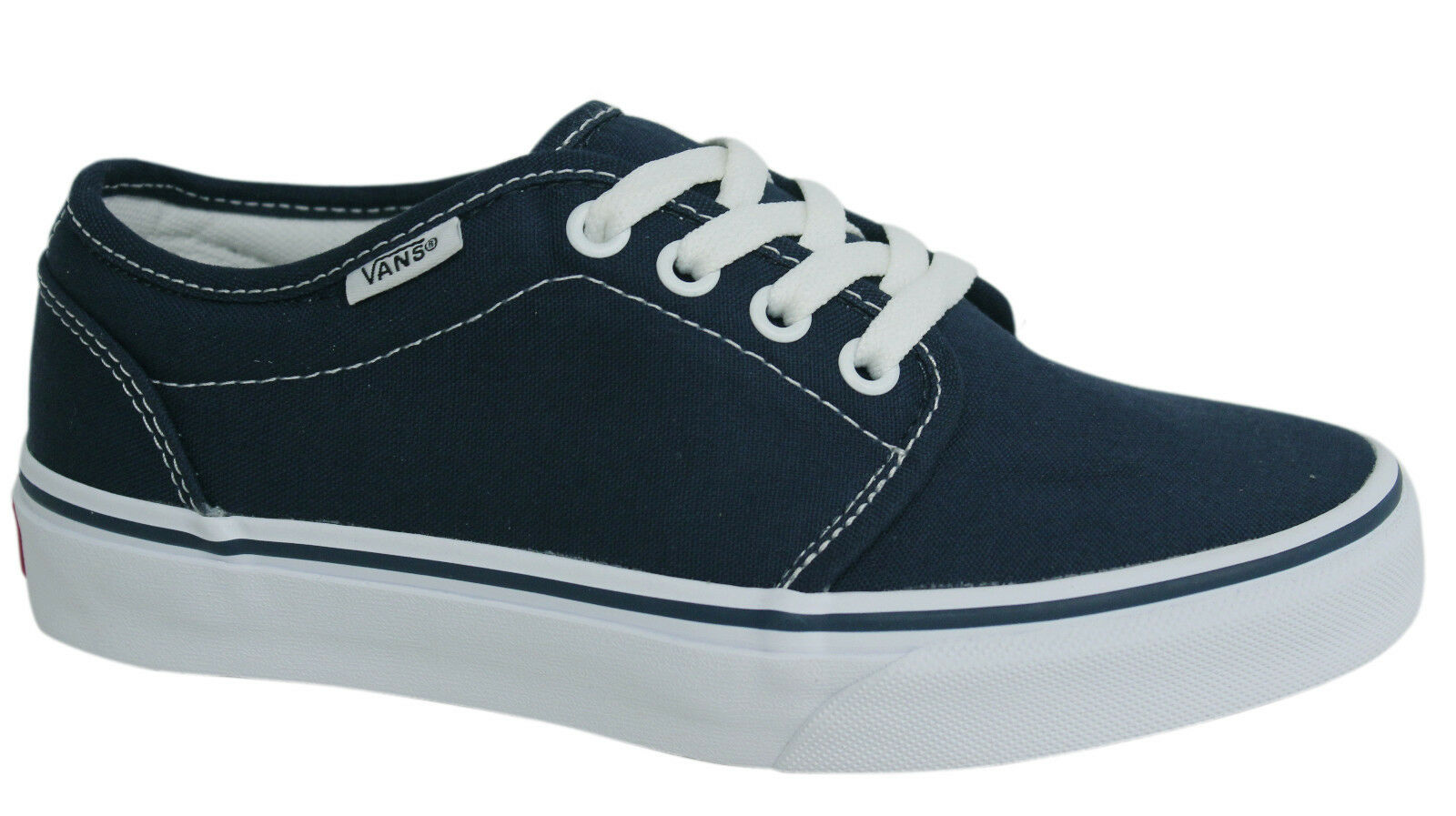 Vans Vulcanized Off The Wall 106 Vulcanized Vans Lace Up Unisex Canvas Plimsolls 99ZNVY D69 afd699