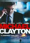 Michael Clayton 0085391142560 With George Clooney DVD Region 1