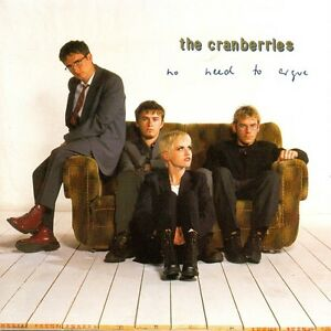 The-Cranberries-CD-No-Need-To-Argue-Europe