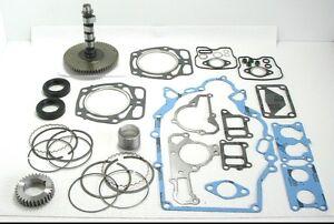 kawasaki mule 3010 2500 kaf620 engine rebuild kit w/ camshaft