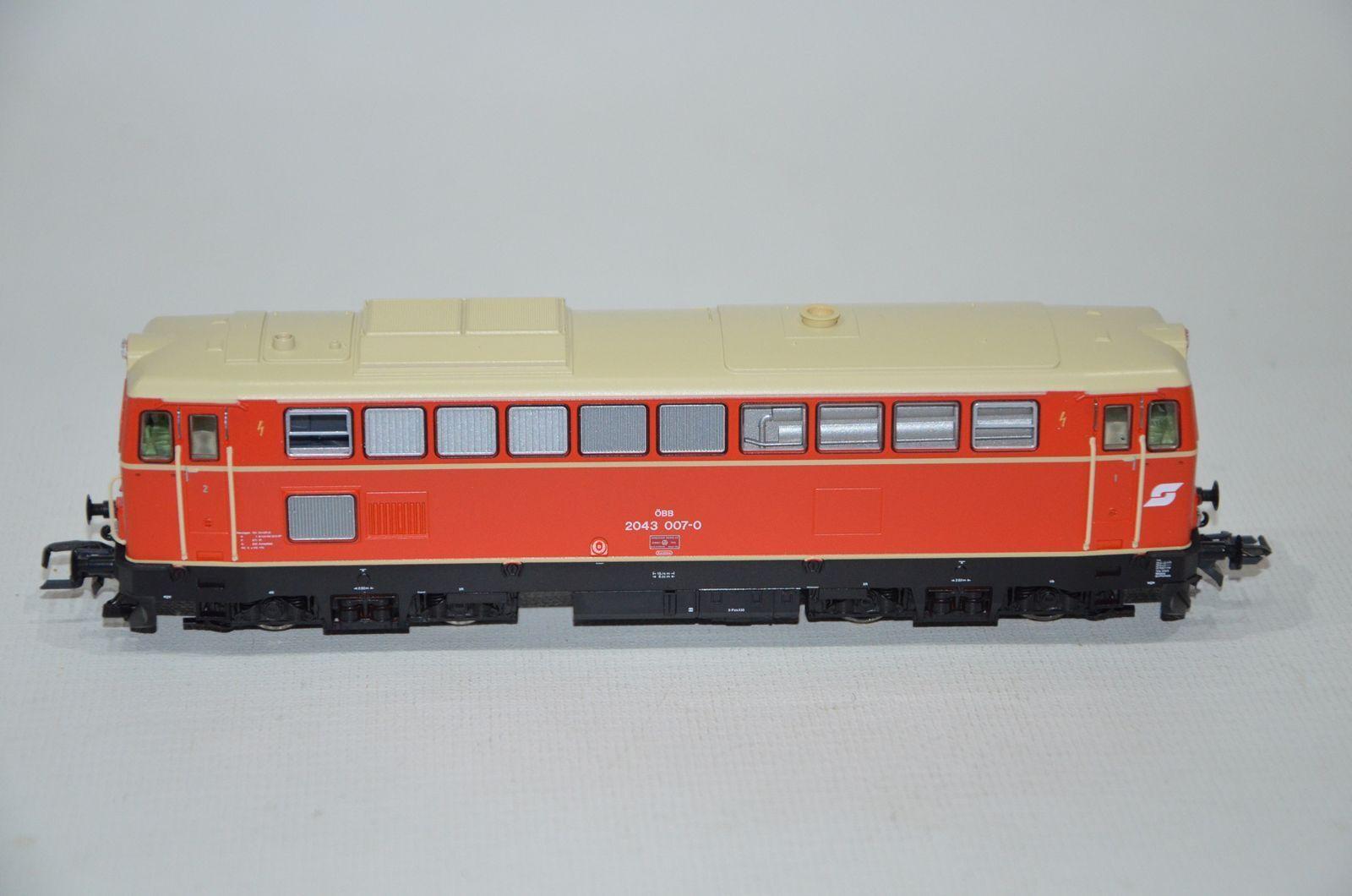 Roco 63906 63906 63906 Diesellok der ÖBB - Roco Lok  für die H0 Spur   OVP  | Neuankömmling  013c49