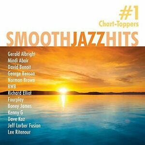 Various-Artists-Smooth-Jazz-Hits-1-Chart-Toppers-Various-New-CD
