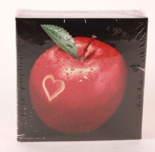"Hallmark Mini Jigsaw Puzzle /""You/'re The Apple Of My Eye/"" 7/"" by 7/"" by Springbok"