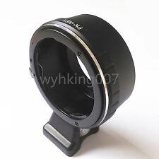 Tripod Pentax K PK Lens to Sony NEX E mount adapter NEX3 NEX5 NEX6 NEX7 + Track
