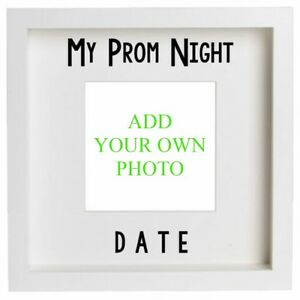 vinyl sticker diy box frame my prom night my birthday our