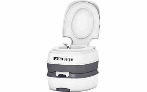 Berger Campingtoilette Mobil WC Deluxe Camping Wohnmobil Toilette Reisemobil