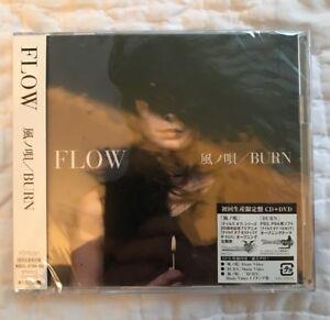 Flow-Burn-Kaze-No-Uta-Limited-Edition-CD-DVD-Tales-Of-Zestiria-X-Berseria