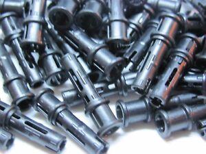 L5 Pin 3L LEGO Technik 50 x Pin mit Stopper hellgrau 32054 NEUWARE