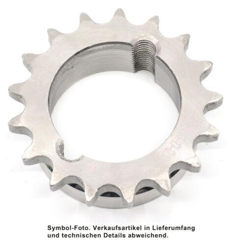 für Taperbuchse Kettenrad einfach 12 B-1 13-22 Zähne mit//ohne TB bestellbar