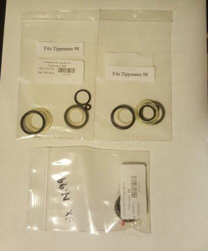 X3 Tippmann 98 Custom O ring kits