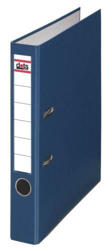 dots Ordner 5,0 cm blau