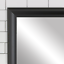 thumbnail 7 - Framed Wall Mirror - Black, White, Espresso/Brown, Nickel