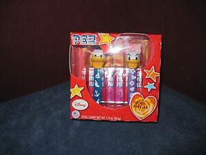 Pez Dispensers Disney Friends Forever Donald and Daisy Duck