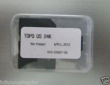 Garmin Topo US K Northeast DVD EBay - Garmin topo us 24k northeast dvd maps