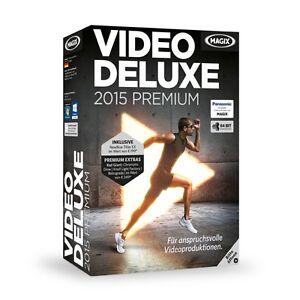 MAGIX-Video-deluxe-2015-Premium-NEU-amp-OVP