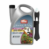 Ortho Animal B Gon All Purpose Animal Repellent Ready-to-use Sp... Free Shipping