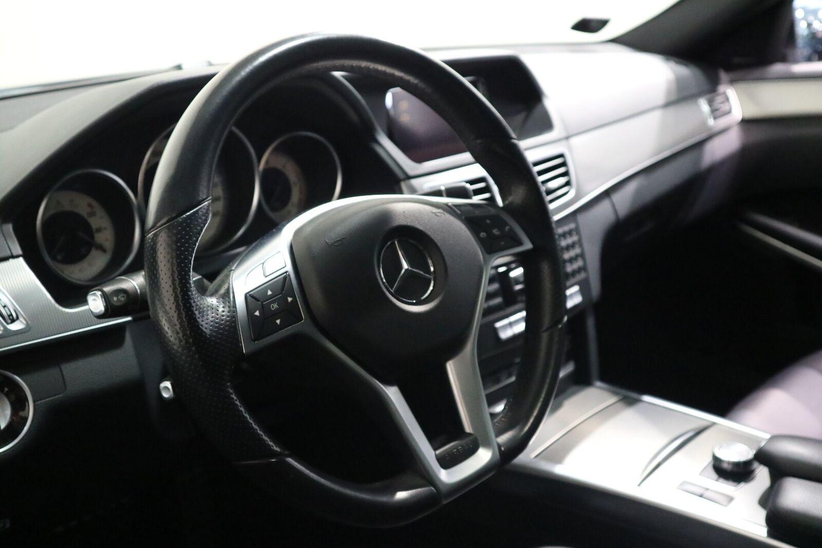 Mercedes E220 2,2 CDi Avantgarde AMG stc. aut. - billede 3