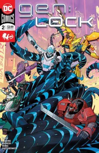 Gen Lock #1-5Select Main /& Variants Horror DC Comics 2019-2020 NM