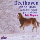 Beethoven: Piano Trios Opp. 70/1 & 97 (CD, Jul-2011, Alto)