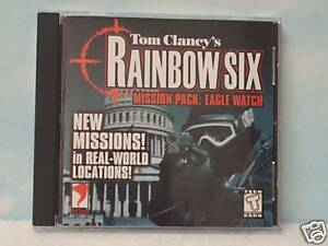 Tom Clancy\'s Rainbow Six Mission Pack:Eagle Watch (PC) 646227250042 ...