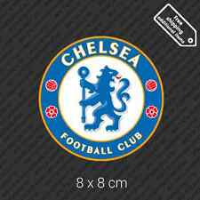 FC Chelsea logo sticker England UK football soccer car bumper decal