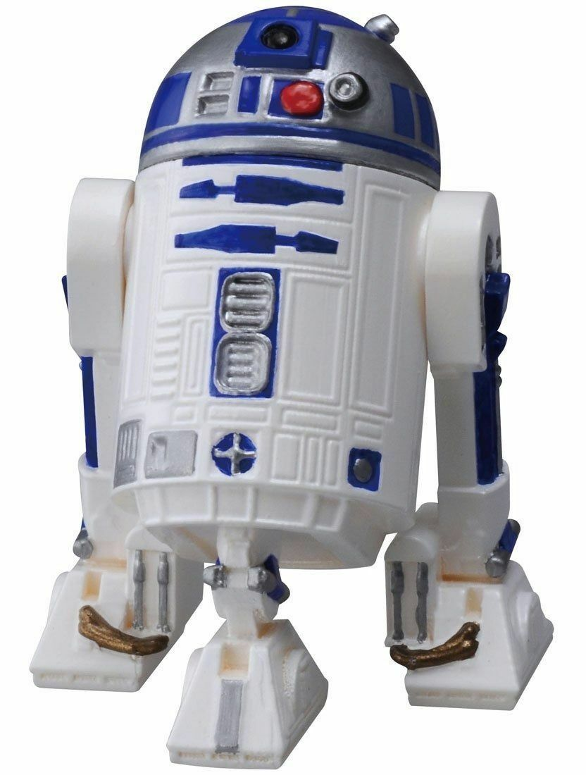 Figurina in Metallo Collezione Metacolle Star Wars 03 R2-d2 Action Figure Takara