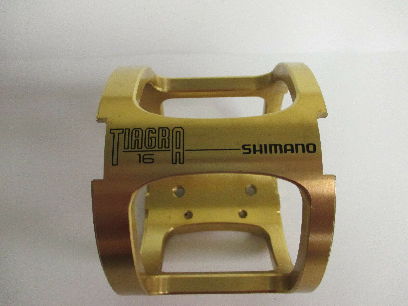 USED SHIMANO BIG GAME REEL PART PART REEL - Tiagra 16 - Frame -  H 4b9bdf