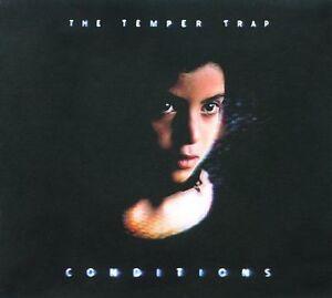 The Temper Trap Conditions Alternative Rock 1 Disc Cd