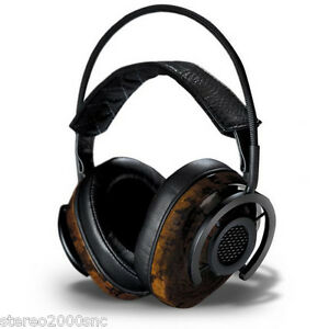 AUDIOQUEST-CUFFIA-NightHawk-LEGNO-LIQUIDO-DYNAMIC-HIFI-HEADPHONES-Kopfhore