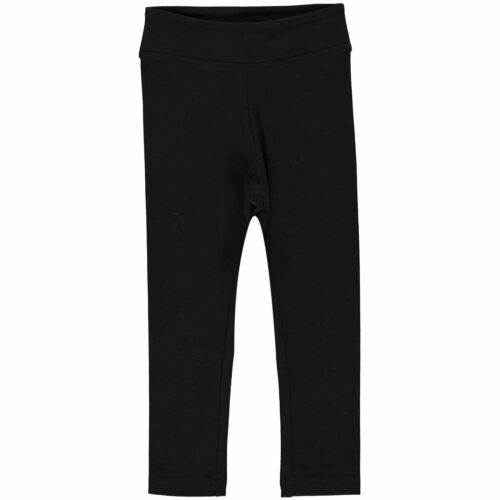 Crafted Kids Girls High Waisted Leggings Infant Pants Trousers Bottoms Stretch