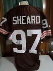 Jabaal Sheard signed Browns jersey, COA, #97
