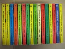 Lustiges Taschenbuch 1. Auflage fast Komplett Nr. 100-118 schöner Zustand