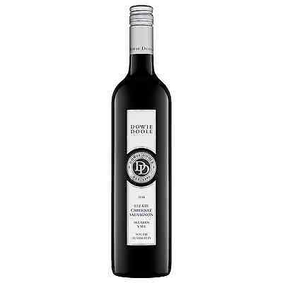 Dowie Doole Estate Cabernet Sauvignon 2014 case of 12 Dry Red Wine 750mL