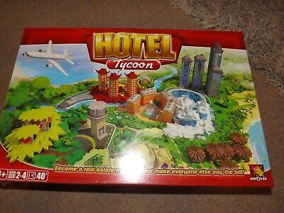 Hotel Tycoon jeu de plateau-New /& Sealed