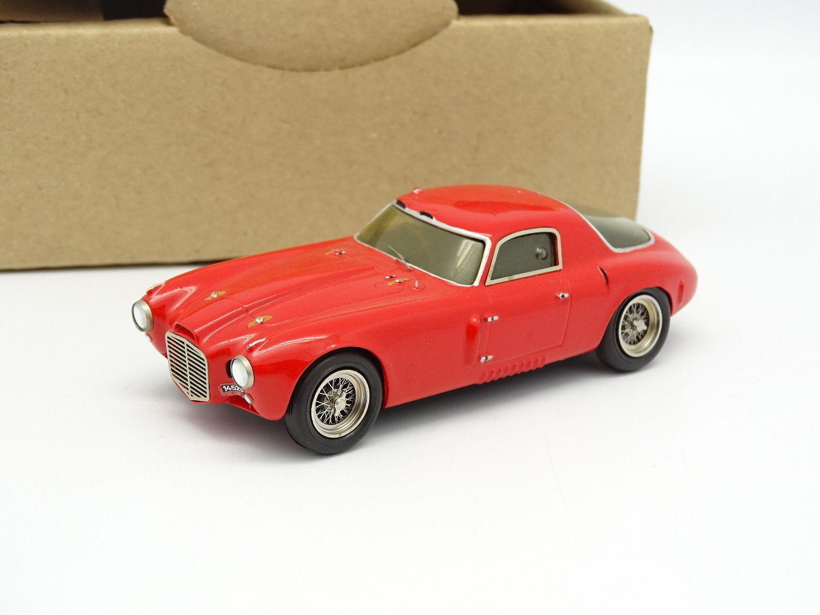 Provence Moulage Kit Monté 1 43 - Lancia D20 Rouge 1953