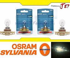 H16 9009 5202 5201 2504 5,600K Headlight Bulbs In Platinum Blue Recon 264H16PB