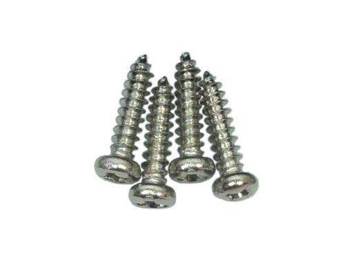 machine head screws Humbucker baseplate tuner different quantities