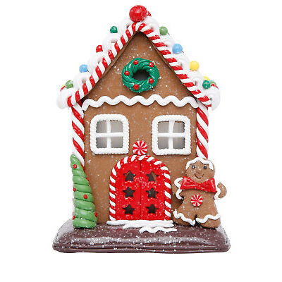 NEW Vue Jingle Bells Gingerbread House Claydough Medium