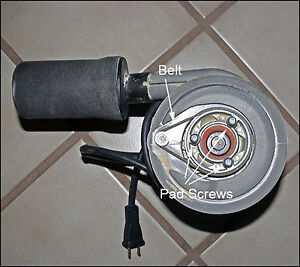 2 Drive Ceintures De Random Orbital Sander, Porter Cable 903373, Pièces Sander Belt-afficher Le Titre D'origine