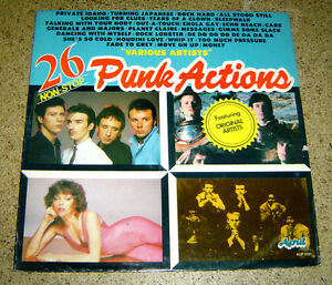 PHILIPPINES-26-NON-STOP-PUNK-ACTION-LP-The-Beat-Selecter-XTC-Flying-Lizard-RARE