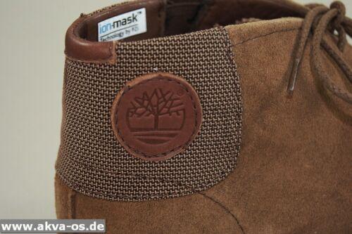 Country Chukka Cordones 5219r Timberland Front Hombre Zapatos Viaje Botas De gwcZvqA