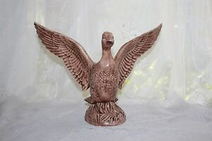 Vintage-Holland-Mold-Goose-sculpture